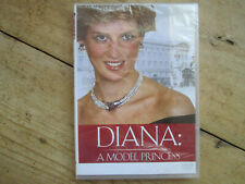 DIANA - A MODEL PRINCESS NEW DVD