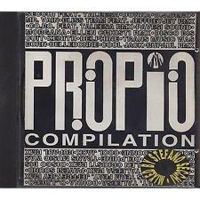 Propio Compilation - STEFANO SECCHI TALEESA CO.RO. MORGANA DONNA CD USATO GOOD