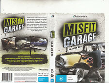 Misfit Garage-USA TV Show-[Season One-2 DVD]-2014-Duscovery Channel-2 DVD