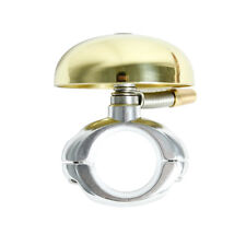 LKLM Vintage Bicycle Bell Ring Classic Cycling Bell Bike Retro Bell Brass Alloy