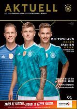 Länderspiel 23.03.2018 Deutschland - Spanien in Düsseldorf