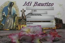 INVITACIONES PARA BAUTIZO BODAS XV AñOS COMUNIONES