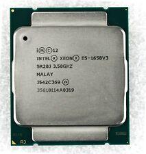 Intel Xeon E5-1650 v3 3.50GHz SR20J 6 Core Server CPU Grade A