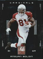 2008 Donruss Elite Football Base Singles (Pick Your Cards)
