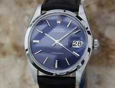 Rolex Oysterdate Precision 6694 Swiss Made 1968 Serial 2225470 Men's Watch LV33