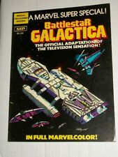 Marvel Super Special Edition #8 BATTLESTAR GALACTICA 1978 F/F+
