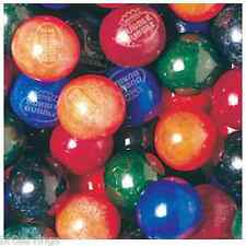 "Dubble Bubble PAINTERZ Gumballs Bulk 850 pcs 1"" 24mm Approximately 15 lbs"