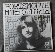 Mike Oldfield, Portsmouth / argies, SP - 45 tours  France