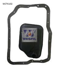 WESFIL Transmission Filter FOR Ford FOCUS 2002-2005 4CYL / 2.0L 4F27E WCTK102