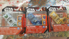 STAR WARS THE FORCE AWAKENS BOX BUSTERS X WING STARKILLER JAKKU BATTLE SET