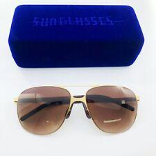 Mykita SCHORSCH bernhard willhelm Frame GOLD Lenses Gold UV Sunglasses Glasses