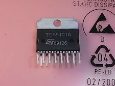 TEA5101A RGB HIGH VOLTAGE VIDEO AMPLIFIER Multiwatt-15