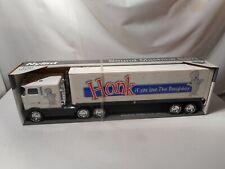Tin Pillsbury Doughboy Semi Truck and Trailer