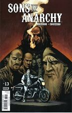 Sons of Anarchy TV Series Comic Book #13, Boom 2014 NEW UNREAD