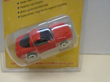 LIFE-LIKE #9765 RED CORVETTE HO SLOT CAR NEW IN FACTORY SEALED PACKAGE