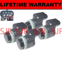 4X FOR VW LUPO TOUAREG SCIROCCO VENTO DERBY EOS PDC PARKING SENSOR 4PS2005S