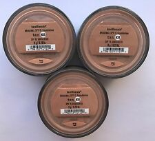 Bare Escentuals BareMinerals Foundation TAN N30 8g XL SPF15 <PACK OF 3