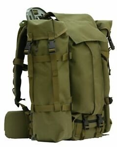 Rigid Frame Equipment Backpack / Manpack / Rucksack