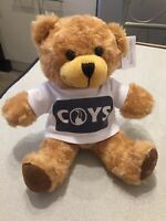 Tottenham Hotspur Brand New! Spurs 'COYS' 9'' Inch Cute Brown Teddy Bear