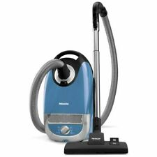 Miele Complete C2 Hard Floor Canister Vacuum Cleaner - Blue