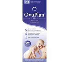 Ovuplan 10-day pregnancy planning kit OVULATION FERTILITY test * VALUE PACK!