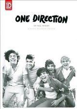 Up All Night [Deluxe Edition] by One Direction - BOOK ONLY (missing CD)