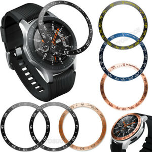 For Samsung Galaxy Watch 46/42mm Bezel Ring Bumper Screen Protection Case Cover