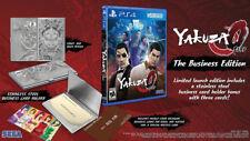 Yakuza 0 The Business Launch Edition Playstation 4