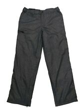 ZeroXposur Mens Snow Pants Insulated Fleece Lined Grey XX-Large