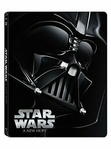 Star Wars: A New Hope (Blu-ray, 2015, Limited Edition Steel Book)