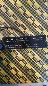 Temperature Control panel AC suzuki sidekick,vitara, geo tracker89-95