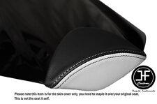 DSG 2 Negro Blanco Vinilo personalizado para Honda CBR 1000 RR 08-12 Fireblade Almohadilla Cubierta