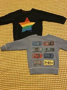 Boys NEXT jumper Bundle Age 3-4 Years