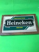 Heineken Beer light sign imported beer vintage bar light advertising