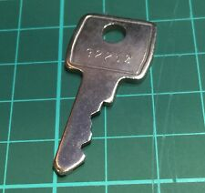 Replacement 92250 Arcade Machine Key, Pre-Owned And Number Stamped