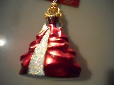 New ! Christmas Tree Ornaments Disney Barbie Ornament