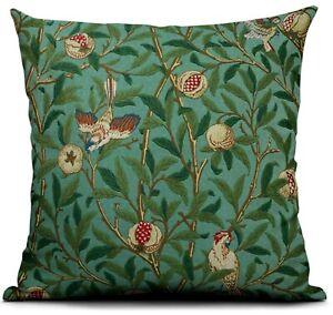 William Morris Bird and Pomegranate 1 Arts & Crafts Kissenhülle Baumwolle