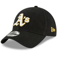 Oakland Athletics A's New Era 9TWENTY MLB Strapback Adjustable Hat Dad Cap 920