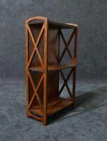 """Shelf for BRB FR BJD Dolls 12"""" 1/6 furniture handmade diorama OOAK v3"""