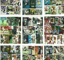 NFL Football Card Lots With Dupes Inserts Rookies RCs A - Choose From List