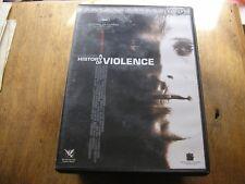 """DVD,""""A HISTORY OF VIOLENCE"""",viggo mortensen,ed harris,maria bello"""
