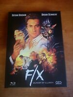 F/X Murder by illusion bluray mediabook numerata NSM records hartbox