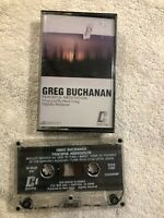 Greg Buchanan Peaceful Meditation CASSETTE TAPE-Tested Works