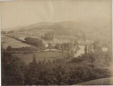 CAMBO Pyrénées-Atlantiques Albumine Vintage Albumen ca 1880