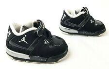 Nike Jordan Flight 23 RST (TD) Athletic Sneakers Black Baby Toddlers Size 4C