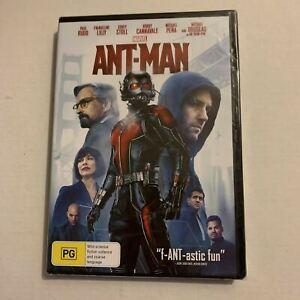 *New Sealed* Ant-Man (DVD, 2015) Paul Rudd, Michael Douglas. Region 4