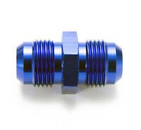 AN8 JIC Flare to AN8 Male - Male Aluminium Straight Hose Union Adapter