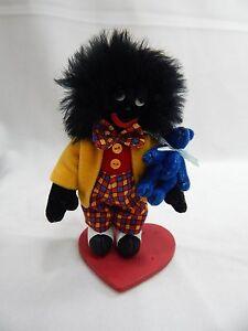 "World of Miniature Bears By Theresa Yang 3.5"" Bear Amos #1016 Closing"