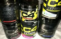 Cellucor C4 Ultimate Pre Workout & C4 Ultimate Alpha Amino (20 / 40 Servings)