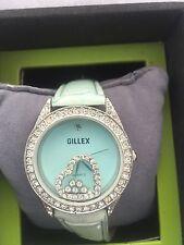 Quartz (Battery) Genuine Leather Strap Luxury Round Watches